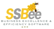 SSBee Final Logo W- PS small